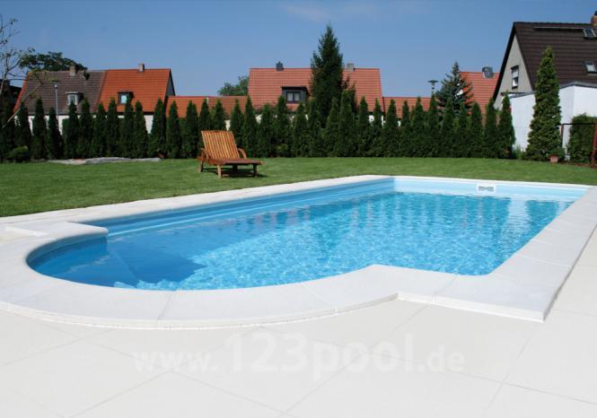 Beckenrandsteine pool zubehor pool xxl for Whirlpool garten mit pflanzkübel xxl keramik